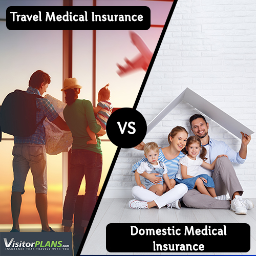 Travel Medical Insurance Vs Domestic Medical Insurance