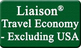 Liaison Travel Economy - Excluding USA